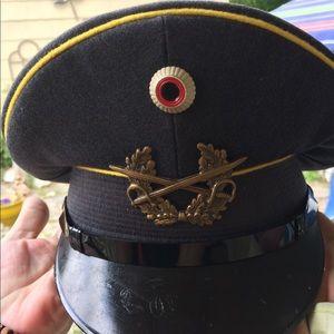 Other - Vintage 1968 W German Air Force Officer Hat